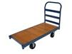 STEEL FRAME WOOD DECK TRUCK